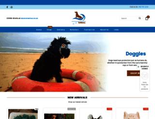 furballpet.co.za screenshot