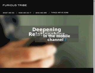 furioustribe.com screenshot