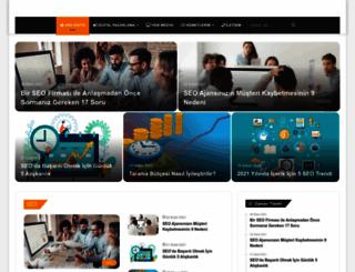 furkangokcol.com screenshot