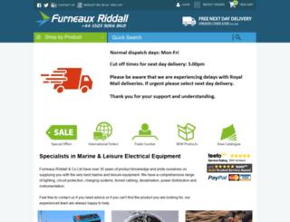 furneauxriddall.com screenshot