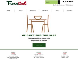 furnital.co.uk screenshot