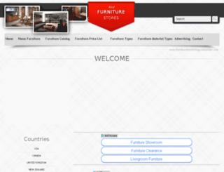 furniture-stores.furniturefurnishingcompanies.com screenshot