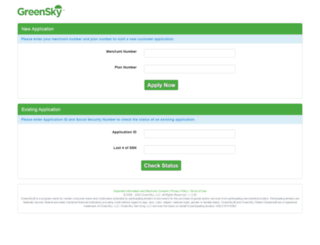 furniture.greenskycredit.com screenshot