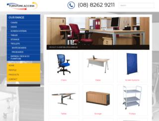 furnitureaccess.com.au screenshot