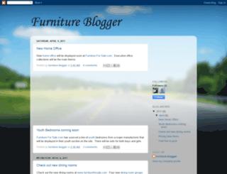 furnitureblogger.blogspot.com screenshot