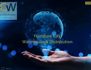 furniturecitywarehouse.com screenshot