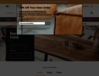 furnitureclinic.co.uk screenshot