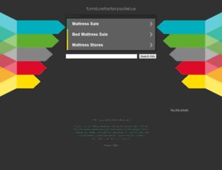 furniturefactoryoutlet.us screenshot