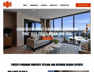 furniturefitouts.com screenshot