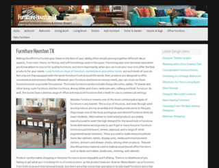 furniturehoustontx.com screenshot