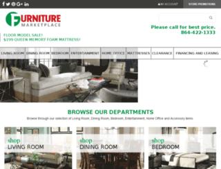 furnituremarketplaceonline.com screenshot