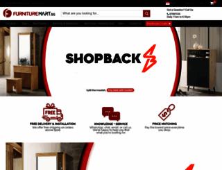 furnituremart.sg screenshot