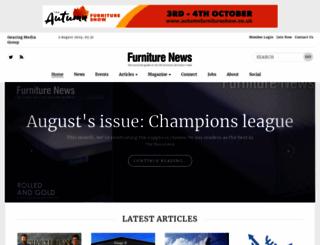 furniturenews.net screenshot