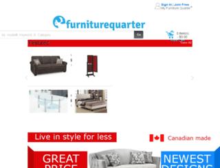 furniturequarter.com screenshot