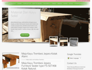 furnituresolid.com screenshot