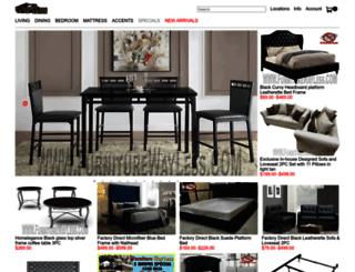 furniturewayless.com screenshot