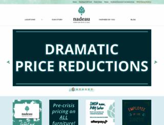 furniturewithasoul.com screenshot