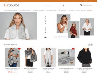 fursource.com screenshot