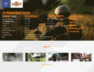 fuseliers.net screenshot
