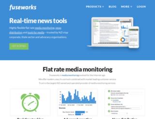 fuseworksmedia.co.nz screenshot