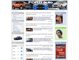 fusion.fordclubs.org screenshot