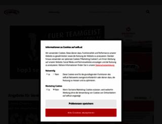 fussballoesterreich.at screenshot