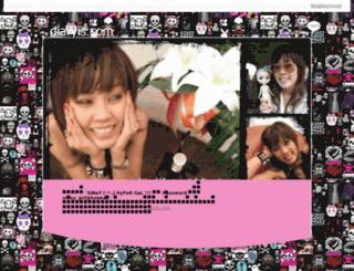 fussy-girl.diaryis.com screenshot
