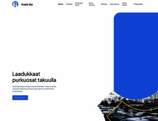 fusti.fi screenshot