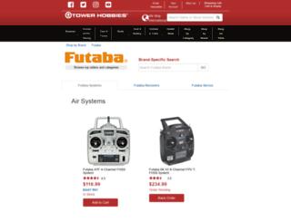 futabarc.com screenshot