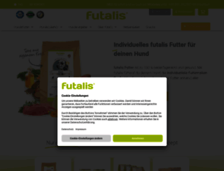 futalis.de screenshot