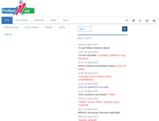 futbol11.az screenshot