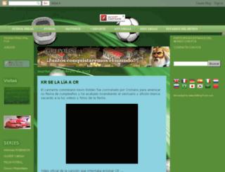 futbolcuerdoatacando.blogspot.com screenshot