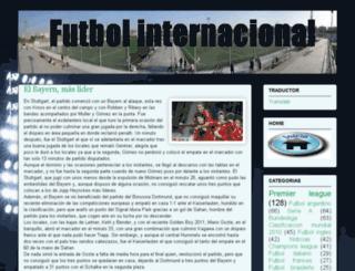 futbolsport1.blogspot.com screenshot