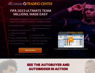 futmillionaireautobuyer.com screenshot