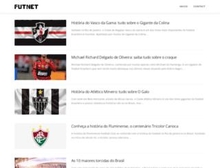 futnet.com.br screenshot