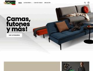 futonesporsangit.com screenshot