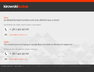 futoparbaj.hu screenshot