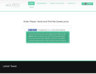 futpc.com screenshot