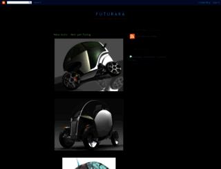 futuara.blogspot.com screenshot