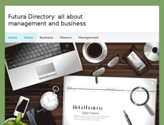 futuradirectory.com screenshot