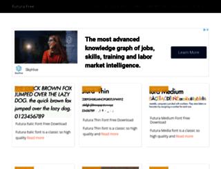 futurafree.com screenshot
