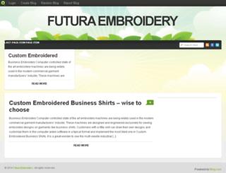 futurapromo.blog.com screenshot