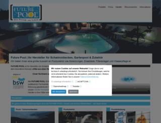 future-pool.de screenshot