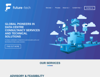 future-tech.co.uk screenshot