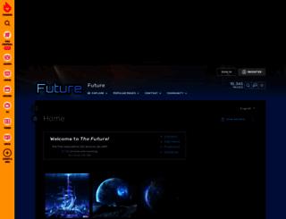 future.wikia.com screenshot