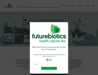 futurebiotics.com screenshot