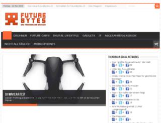 futurebytes.ch screenshot