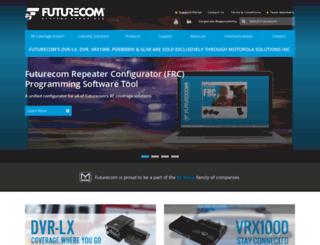 futurecom.com screenshot