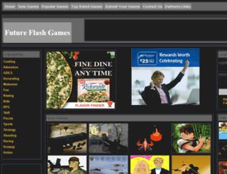 futureflashgames.com screenshot