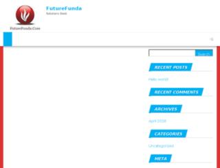 futurefunda.com screenshot